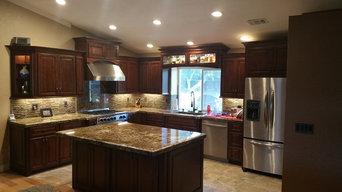 Full Custom Kitchen Remodel