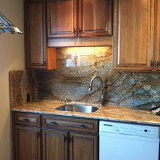 Traditional Kitchen by Remodeling Services LLC