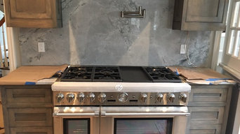 Full High Backsplash