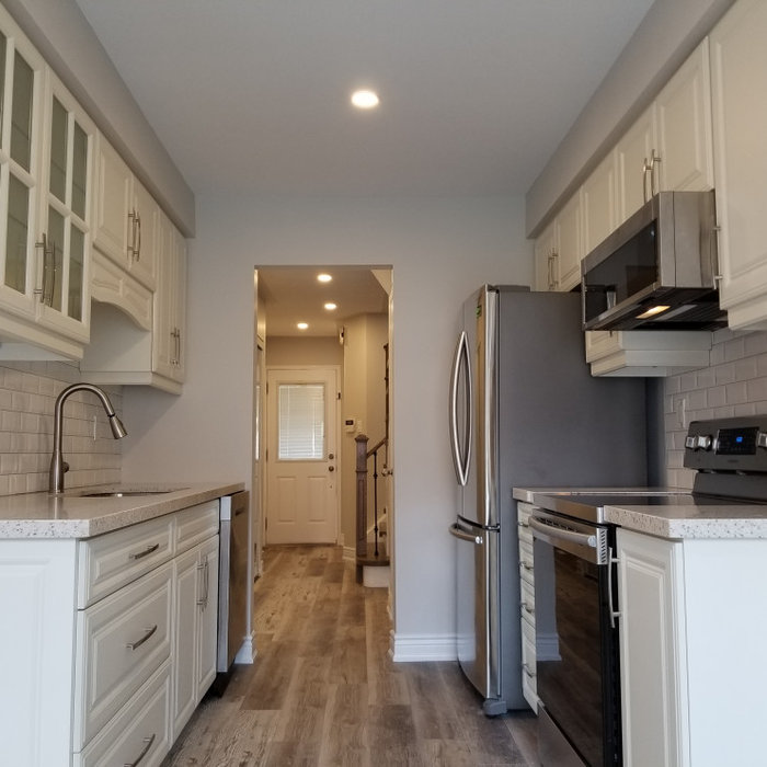 Townhome Remodeling - Bolton
