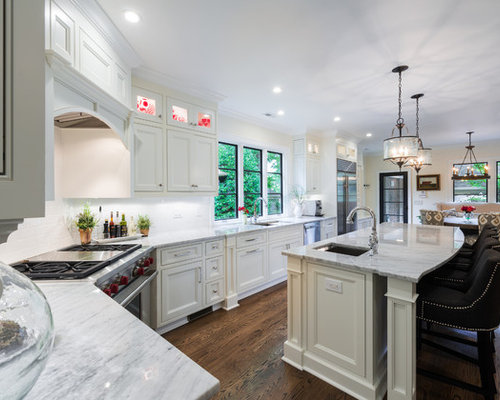 Best corner stove design ideas remodel pictures houzz for Corner cooktop designs kitchen
