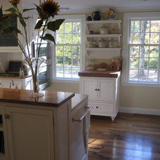 Traditional Kitchen by Donelan Contracting