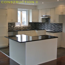 Traditional Kitchen by Derrig construction