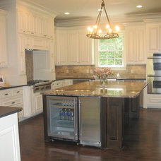 Traditional Kitchen by ESD Homes