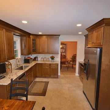 Full Kitchen Remodel in Coatesville PA
