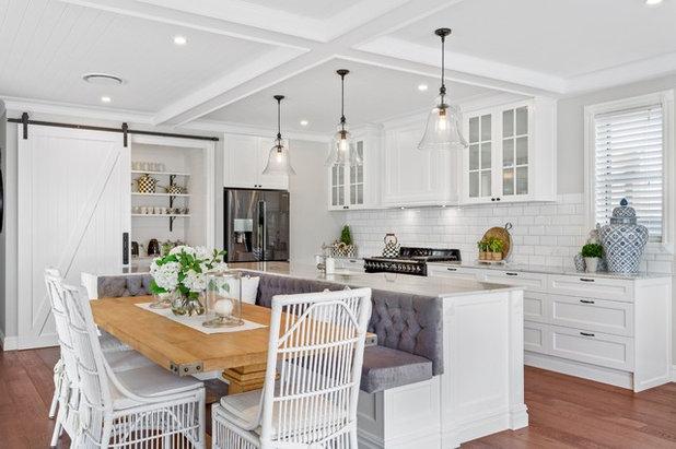 Contemporary Kitchen by Verto Kitchens & Bathrooms