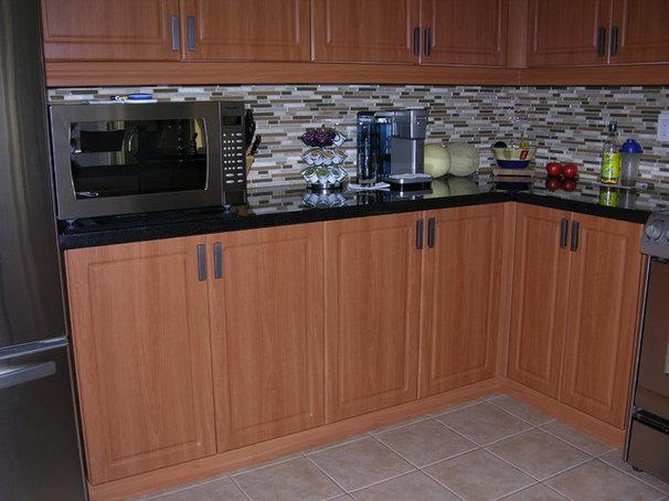 Contemporary Kitchen by Caledon Tile Bath & Kitchen Centre