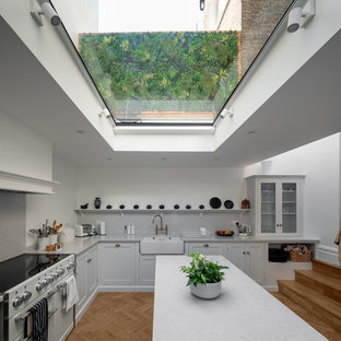 Photo of a classic kitchen in London.