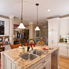 Traditional Kitchen by Buckeye Cabinet & Supply,Inc