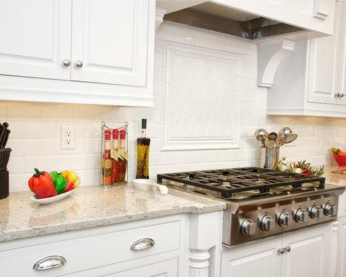 Fantasy White Granite Home Design Ideas, Pictures, Remodel and Decor