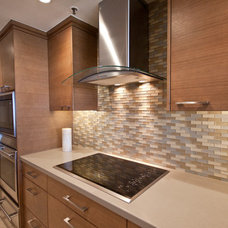 Contemporary Kitchen by International Bath and Tile