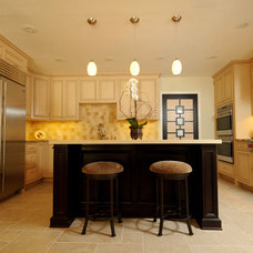 Contemporary Kitchen by John Padgett Design & Construction