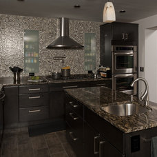 Contemporary Kitchen by Artisan Kitchens and Baths