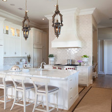 Traditional Kitchen by Dodson Interiors