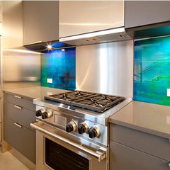 contemporary kitchen by Pedini Calgary