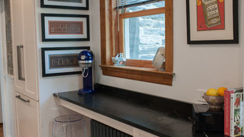 Fun Kitchen & Bath (Three of them!) Remodel in 1914 Mount Airy Home