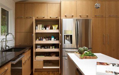 Kitchen of the Week: A Stylish Design Where Everything Works