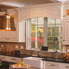 Traditional Kitchen by WatchCity Kitchens LLC