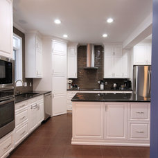 Contemporary Kitchen by Ottawa General Contractors