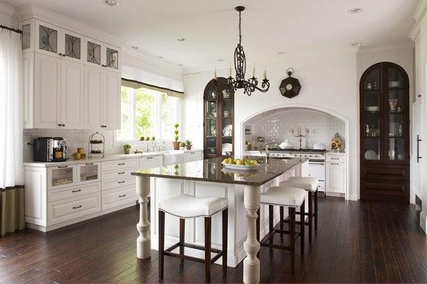 Klassisch Küche By Caden Design Group