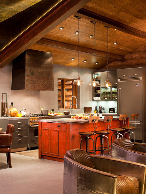 Funky Kitchens Ideas Pictures Remodel And Decor