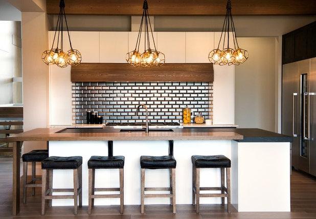 Contemporary Kitchen by Signature Lane Interiors