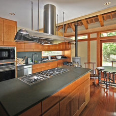 Contemporary Kitchen by G. Steuart Gray AIA