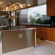 Contemporary Kitchen by Michael Wolk Design Associates