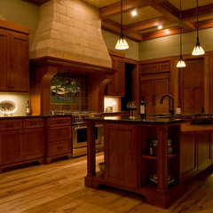 traditional kitchen by Gabriel Builders Inc.