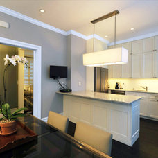 Traditional Kitchen by MRTA Design Construction