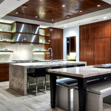 Contemporary Kitchen by Details a Design Firm