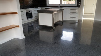 Galaxy - Polished Concrete