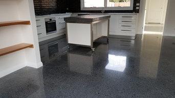 Galaxy - Polished Concrete