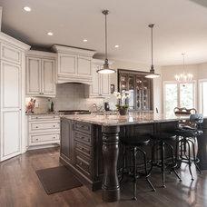 Traditional Kitchen by Murovec Renovations Ltd