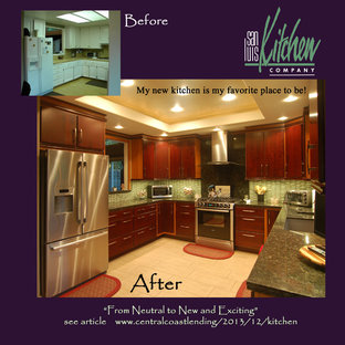 Gallery Before & After, San Luis Kitchen, Brookhaven II
