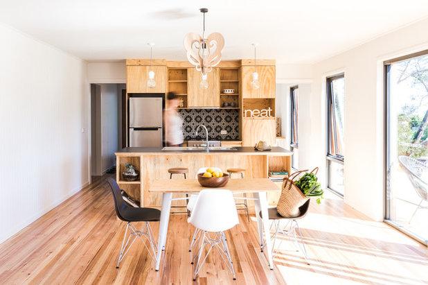 Scandinavian Kitchen by NEAThouse