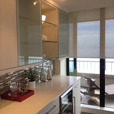 Contemporary Kitchen by Gloria Graham, AKBD