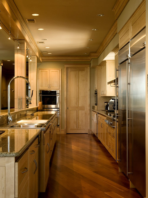 Galley Kitchen Lighting Home Design Ideas Pictures