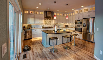 Galley Kitchen into Open Entertaining Space