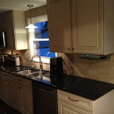Traditional Kitchen by Lowes