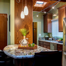 Traditional Kitchen by Miramar Kitchen and Bath