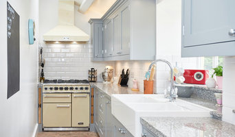 Galley Kitchen, small space