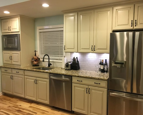 Galley Kitchen Transformation