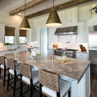 75 Beach Style Kitchen Design Ideas - Stylish Beach Style Kitchen ...