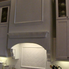 Traditional Kitchen by Designs by Dimension