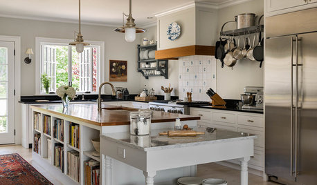10 Cozy Kitchens to Inspire Fall Cooking, Baking and Dreaming