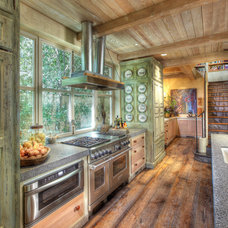 Eclectic Kitchen by Dave Adams Photography