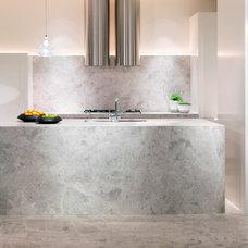 Contemporary Kitchen by Woods Bagot Australia