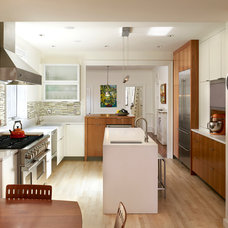 Contemporary Kitchen by Wyant Architecture