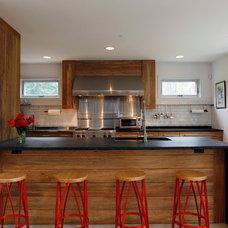 Contemporary Kitchen by Sullivan Building & Design Group